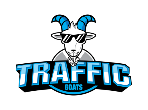 Logo Design for Traffic Goats