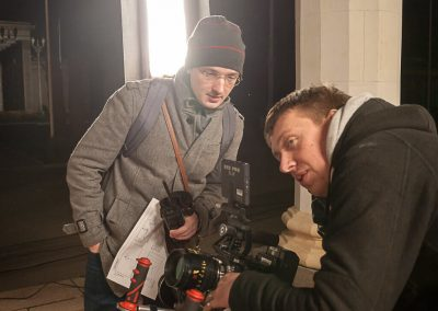 video ads advertising agency shooting videos backstage ukraine kyiv camera light red epic actres production fantastic imago commercial branding filming making making of behindthescenes