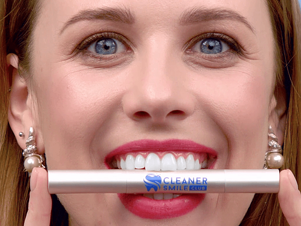 Cleaner Smile Club – Social Media Video & Photography Production for Teeth Whitening Cosmetic Brand